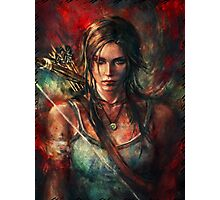 Tomb Raider Reborn Photographic Print