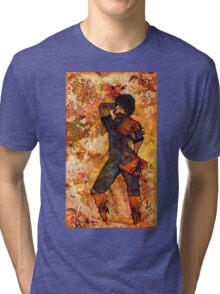 Freedom Fighter Tri-blend T-Shirt