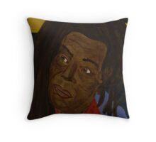 righteous fire Throw Pillow