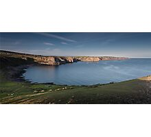 South Gower coastline Photographic Print