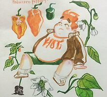 boys as plants (2) by AishaThani