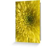 Small & Yellow Greeting Card
