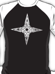 Skyrim Distressed Dawnstar Logo T-Shirt