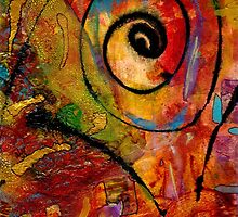 An Artist in Wonderland by © Angela L Walker