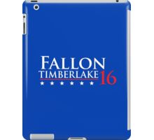 Fallon for President 16 iPad Case/Skin