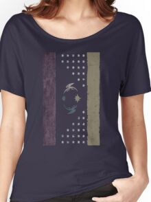 Faded Friendship (No Text) Women's Relaxed Fit T-Shirt
