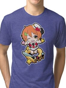 Rin Chibi Tri-blend T-Shirt