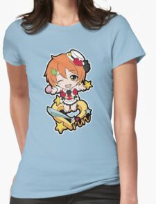 Rin Chibi Womens Fitted T-Shirt