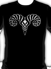 Skyrim Distressed Markarth Logo T-Shirt