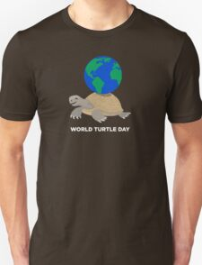 Conservation: World Turtle Day T-Shirt