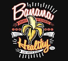 Cool Banana Healthy Pop Art Unisex T-Shirt