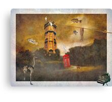 Theatre Of The Absurd #9 Canvas Print