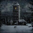 A light in the darkness by Kurt  Tutschek