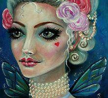 Marie Antoinette Faerie love love by KimTurner