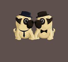 Groom Pugs Unisex T-Shirt