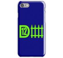 12th man iPhone Case/Skin
