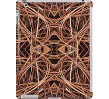Pine Straw Kaleidoscope iPad Case/Skin