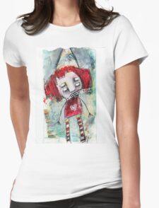 Class Dunce Womens Fitted T-Shirt