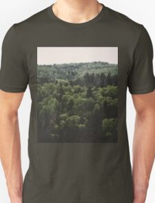 The Woods of Gauja Valley T-Shirt