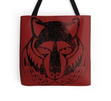 Skyrim Distressed Solitude Logo Tote Bag