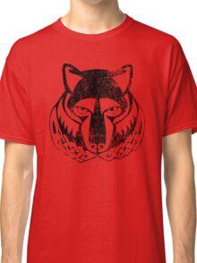 Skyrim Distressed Solitude Logo Classic T-Shirt