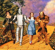the wizard of oz by ashlieghlloyd