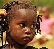 Uncertainty - Uganda, Eastern Africa by Karl Lindsay