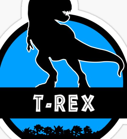 Jurassic World: Tyrannosaurus Rex Sticker