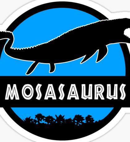 Jurassic World: Mosasaurus Sticker