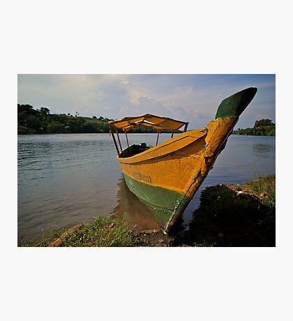 Source of The Nile, Uganda Photographic Print
