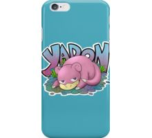 Yadon iPhone Case/Skin
