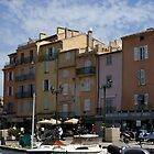 Old St Tropez by BronReid