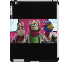 Star Fox Muppets iPad Case/Skin
