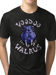 That Ol' Walrus Voodoo Tri-blend T-Shirt