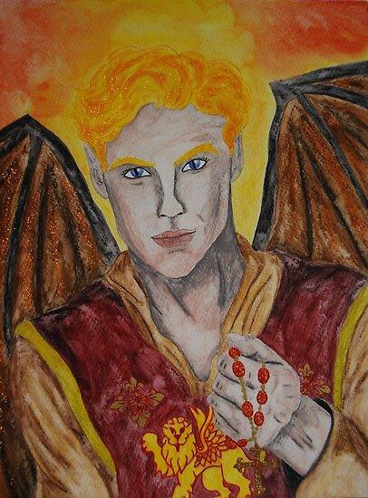 Faithful Demon by Rowan  Lewgalon