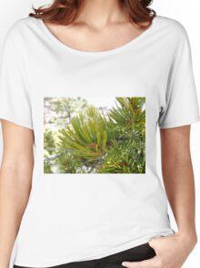 Pine Needles Women's Relaxed Fit T-Shirt