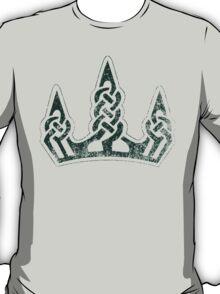Skyrim Distressed Winterhold Logo T-Shirt