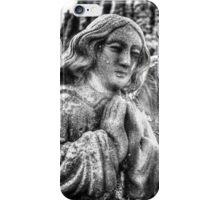 Stone Angel iPhone Case/Skin