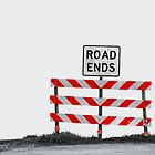 The End of The Road by Wendy Mogul