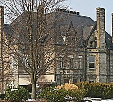 Buhl Mansion by Monnie Ryan