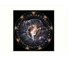 Stargate: Milky Way Galaxy Art Print