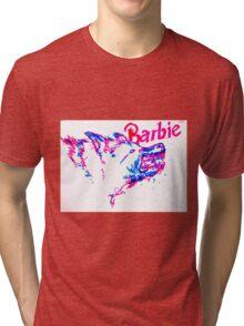 Barbie Pup Tri-blend T-Shirt