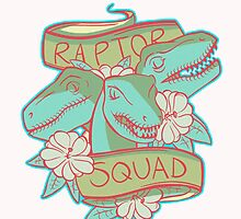 Raptor Squad by Denisstiel