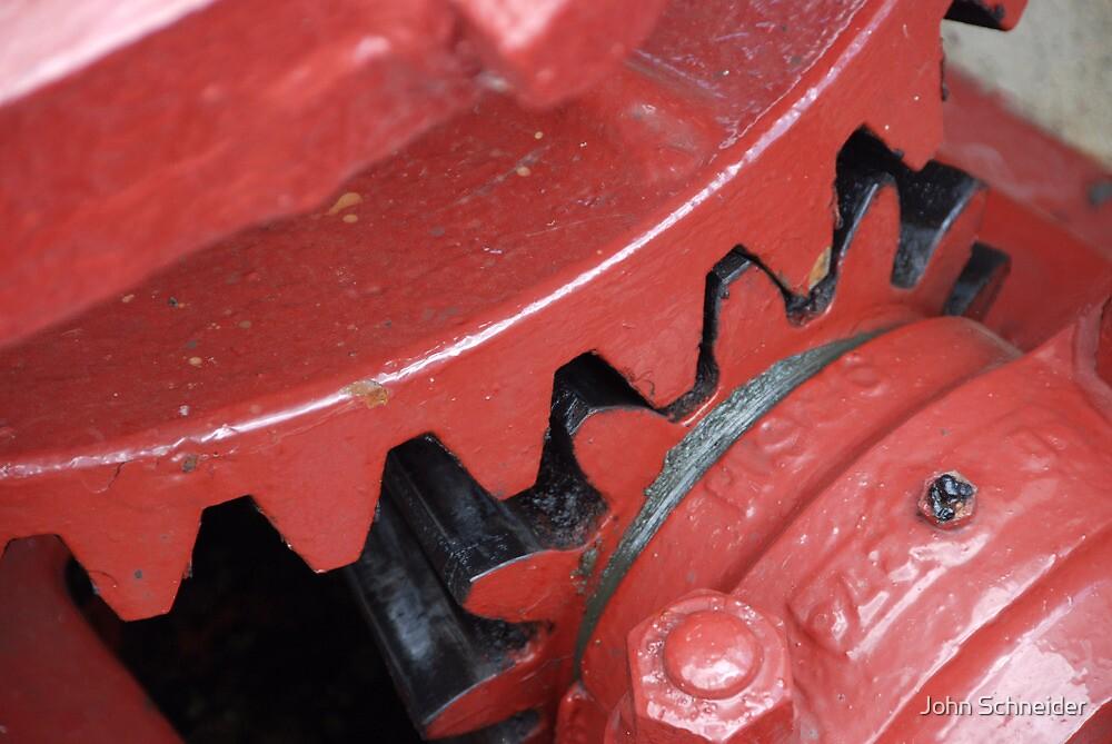 Reduction Gear - Lock 3 by John Schneider