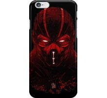 FG-Z1(Mortal Kombat) iPhone Case/Skin