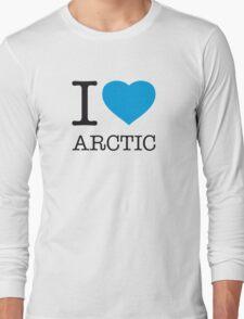 I ♥ ARCTIC Long Sleeve T-Shirt