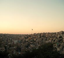 Among the Seven Hills - Amman, Jordan by bengranlund