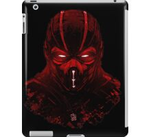 FG-Z1(Mortal Kombat) iPad Case/Skin