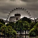 London Eye. by stanegg