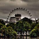 London Eye. by stanegg